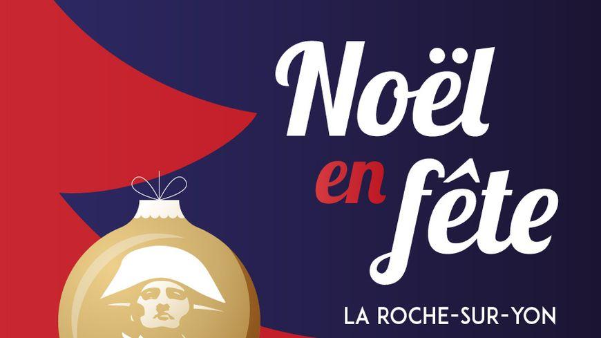 Affiche festivités de Noël 2018