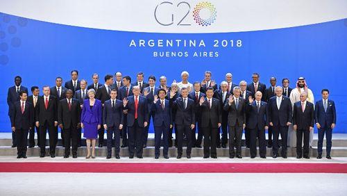Épisode 46 : Trump, Xi, Poutine, Macron et les autres : règlement de comptes au sommet