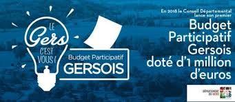 Le budget participatif Gersois