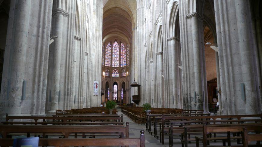 La messe de Noël à la cathédrale de Tours est célébrée à 22h le lundi 24 décembre