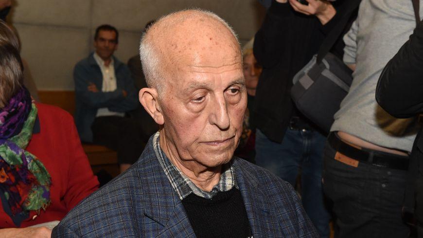 Régis Peyrard 85 ans était jugé le 20 novembre 2017 pour agressions sexuelles sur mineur.