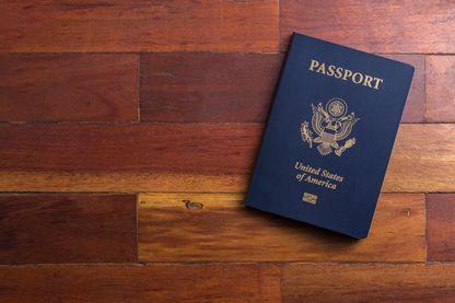 Questions autour d'un passeport