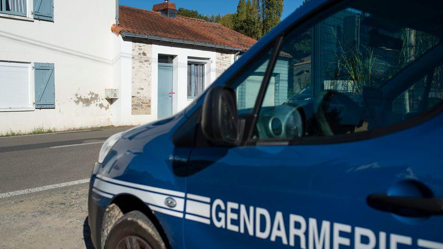 Les gendarmes de Montlouis ont arrêté le tireur après une course poursuite en voiture (illustration)
