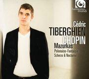 CD Cédric Tiberghien / Chopin