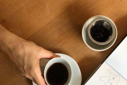 Le thé Pu Er. Portrait de thés, voyage dans 40 pays producteurs de Lydia Gautier (Photo) en collaboration avec Joëlle Danies
