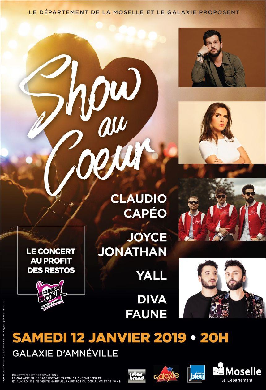 Show au Cœur 2019