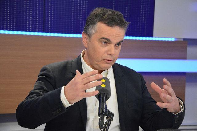 Alexandre Jardin, écrivain et soutien des Gilets Jaunes