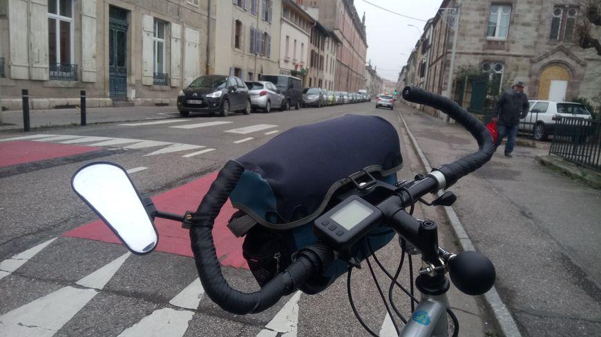 On devrait voir plus de vélos à Lunéville avec 400 vélos offerts aux lycéens et collégiens.