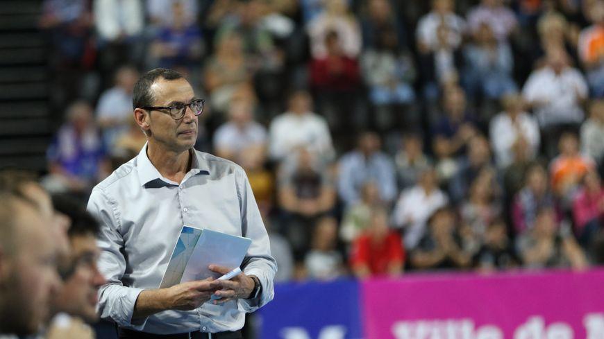 Patrice Canayer a remporté sa deuxième Ligue des champions de handball avec Montpellier cette année © PatriciaSports