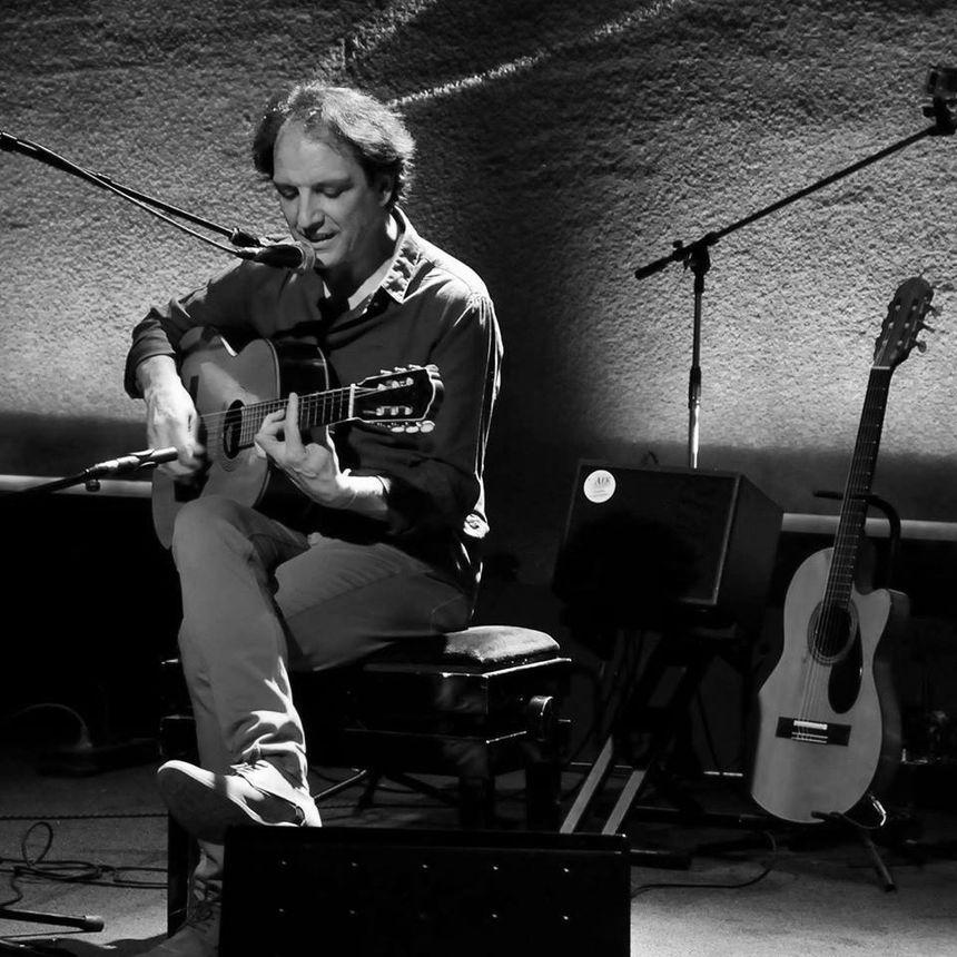 Patrick Agullo - Bleu Hérault live