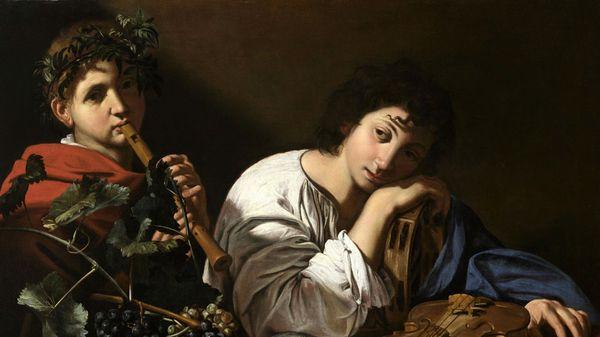"1706-1708, Georg Friedrich Händel compose sa cantate ""Aminta e Fillide"""