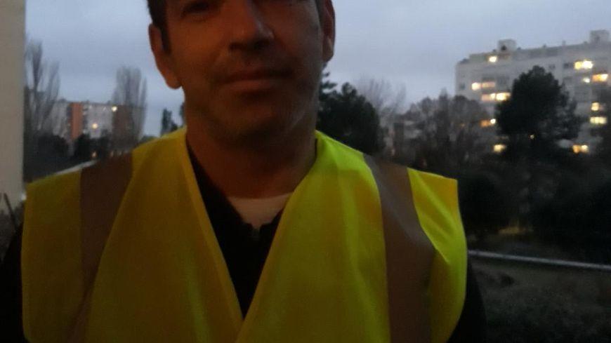 Fabrice actif chez les gilets jaunes pendant un mois rejoint la République en Marche.