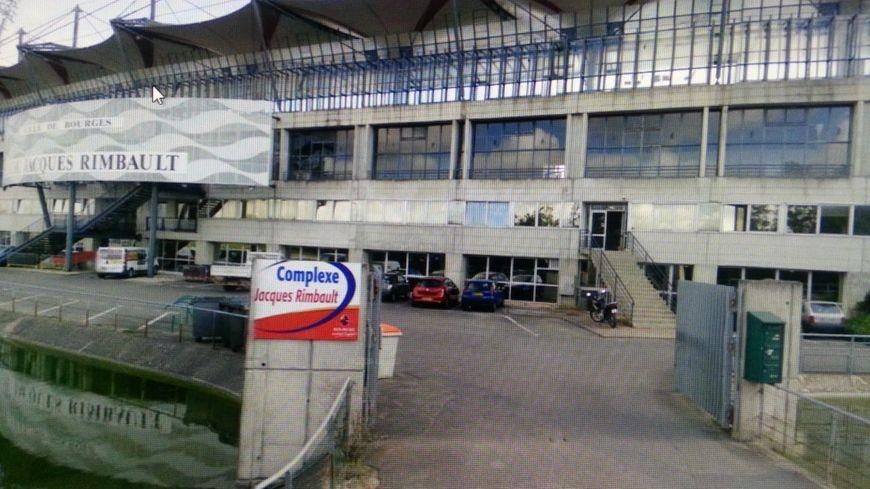 Le stade Jacques Rimbault de Bourges