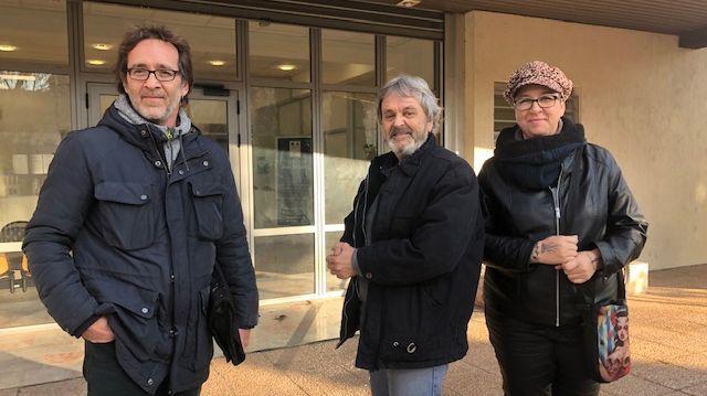 """Hugo, Henri et Céline : des Gilets Jaunes """"constructifs""""."""