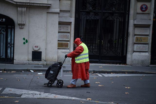 En fn d'après-midi à Parisce 8 décembre 2018
