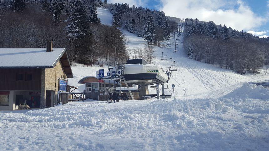 Deux remontées mécanique du Col de Rousset devraient ouvrir