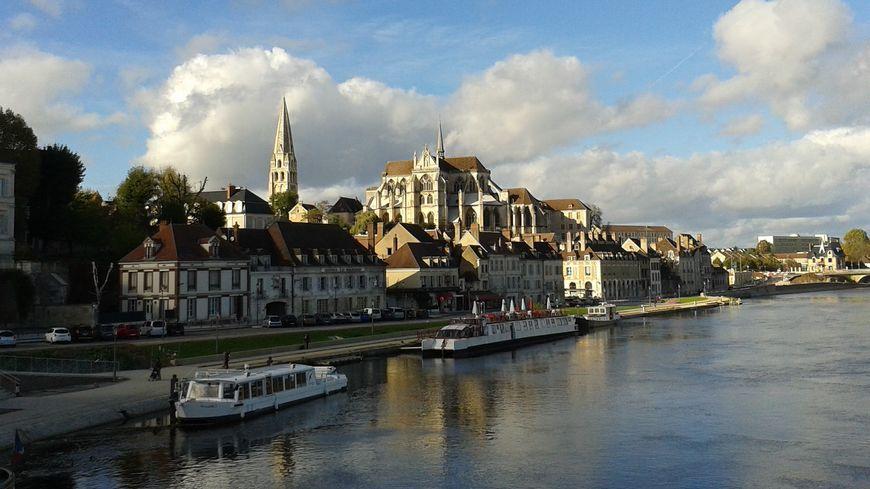 La ville d'Auxerre est passée sous la barre des 35 000 habitants