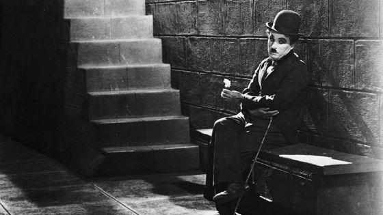 Charlie Chaplin en 1931