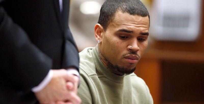 Chris Brown: Le chanteur convoqué par la police de Paris