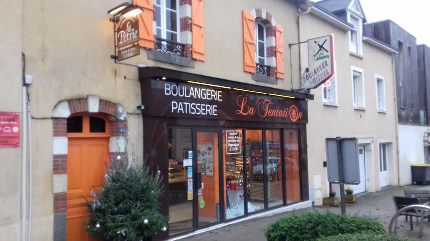 """""""La Tentation"""" à Saint-Berthevin"""
