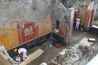 Le site de Pompéi