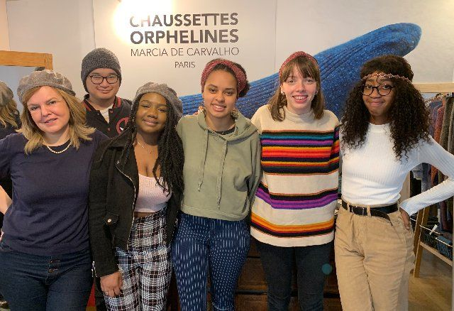 Le défi solidaire de Marcia De Carvalho