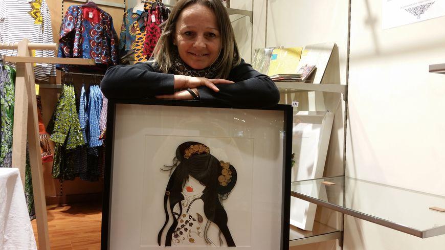 Les créas de Mona avec Emmanuelle Lucide