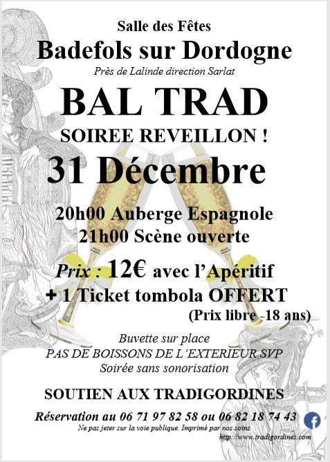Bal Trad à Badefols