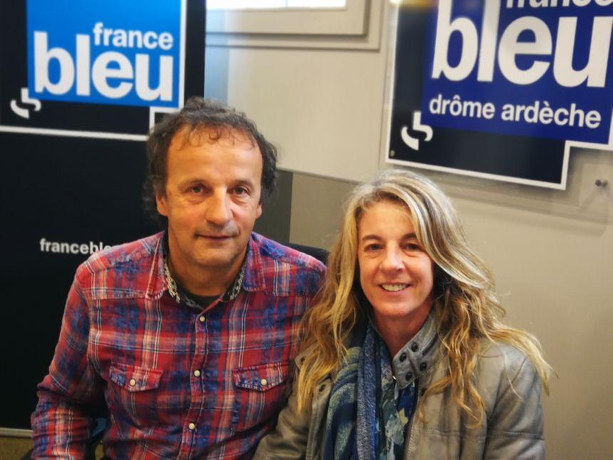 Thias et Marie Neige