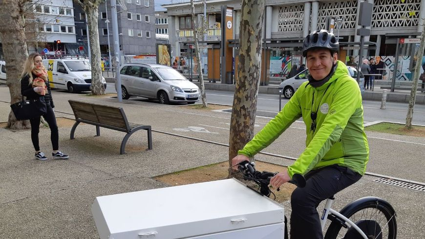 Les Colis Verts, une livraison urbaine éco-responsable
