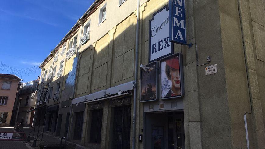 L'actuel cinéma de Foix n'a qu'une salle.