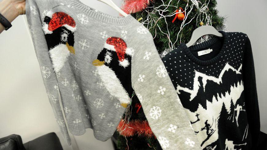 Le pull de Noël est une tradition anglosaxonne