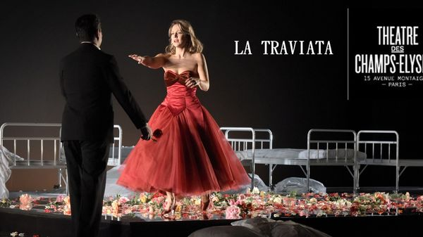 """""""La Traviata"""" de Verdi"""