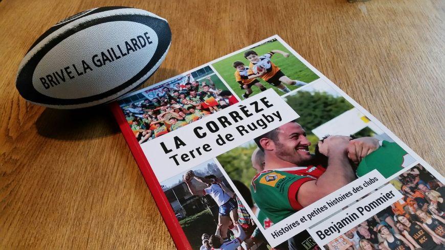 Le livre montre l'engagement des amateurs dans les clubs de rugby du département.