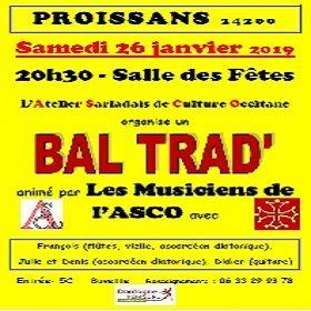 Bal Trad à Proissans