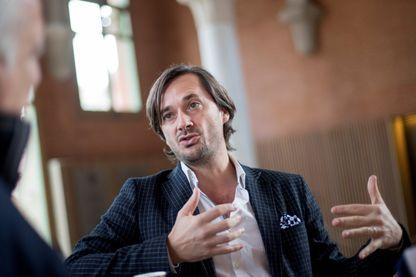 Grégoire Courtine est professeur à l'école polytechnique de Lausanne, en Suisse
