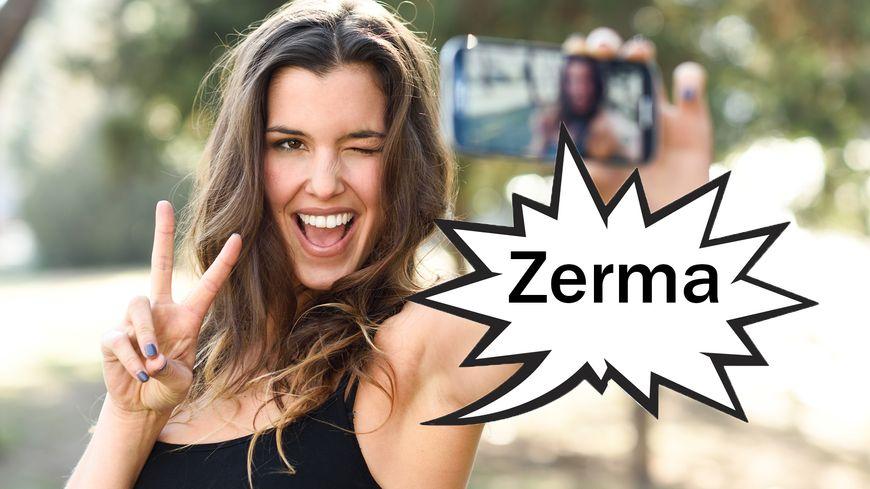 """Le mot """"zerma"""" dans le Dico des Ados sur France Bleu Besançon"""