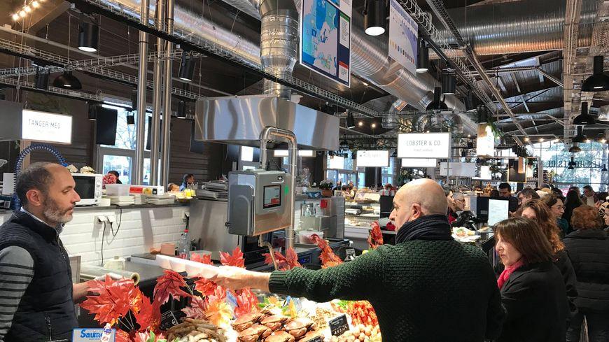 Le poisson et les crustacés, vedettes des repas de Noël.