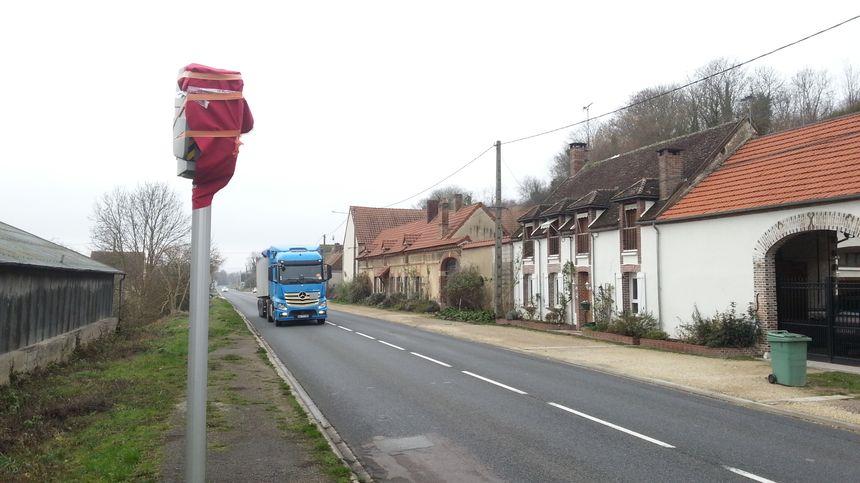 Radar de Pont-Sur-Vanne (Yonne)