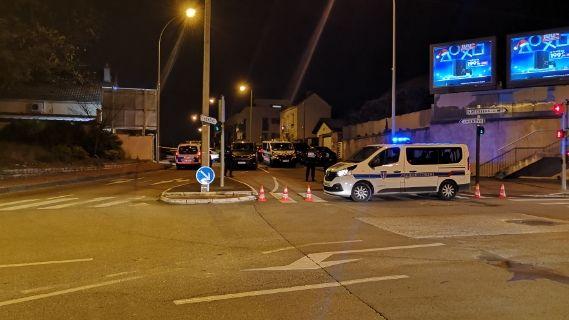 La fusillade a eu lieu jeudi en fin d'après-midi dans la rue des Valendons à Dijon