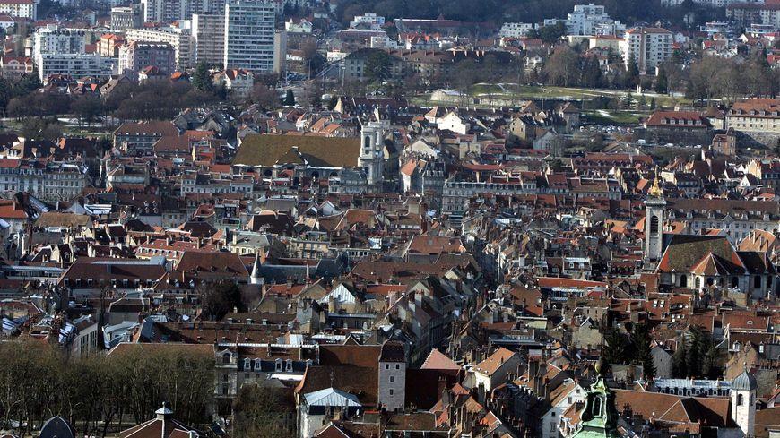 Besançon est la seule ville franc-comtoise qui gagne des habitants