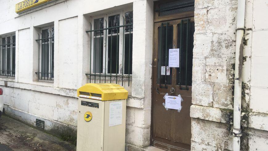 La Poste à Cubjac est fermée pour des raisons de sécurité