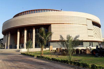 Après 7 ans de travaux, le musée des civilisations noires s'ouvre ce jeudi à Dakar