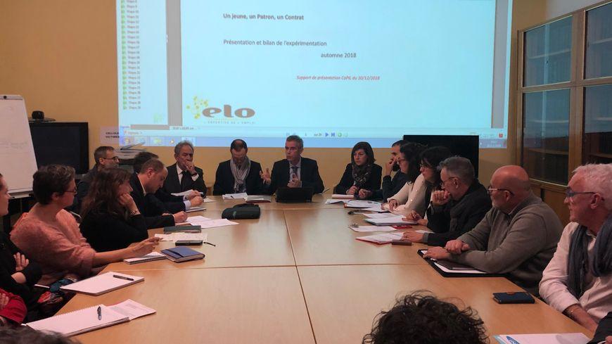 Le procureur de la République de Saint-Étienne, David Charmatz a fait le bilan du dispositif.