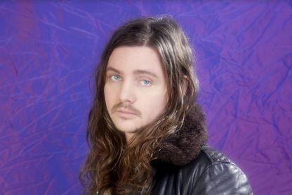 """Flavien Berger, photo promo pour son deuxième album """"Contre-Temps"""""""