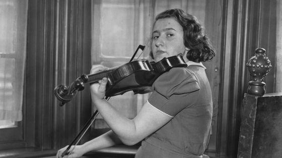 Ida Haendel en 1938