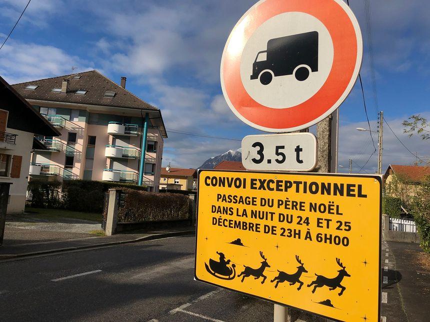 Les automobilistes du quartier de Messy à Cluses sont prévenus !