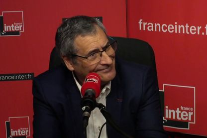 Gilles Boeuf, président du conseil scientifique de l'Agence française pour la biodiversité
