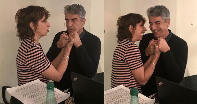 Une soirée présentée par Rebecca Manzoni et Didier Varrod