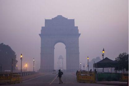 Delhi l'une des villes les plus polluée au monde